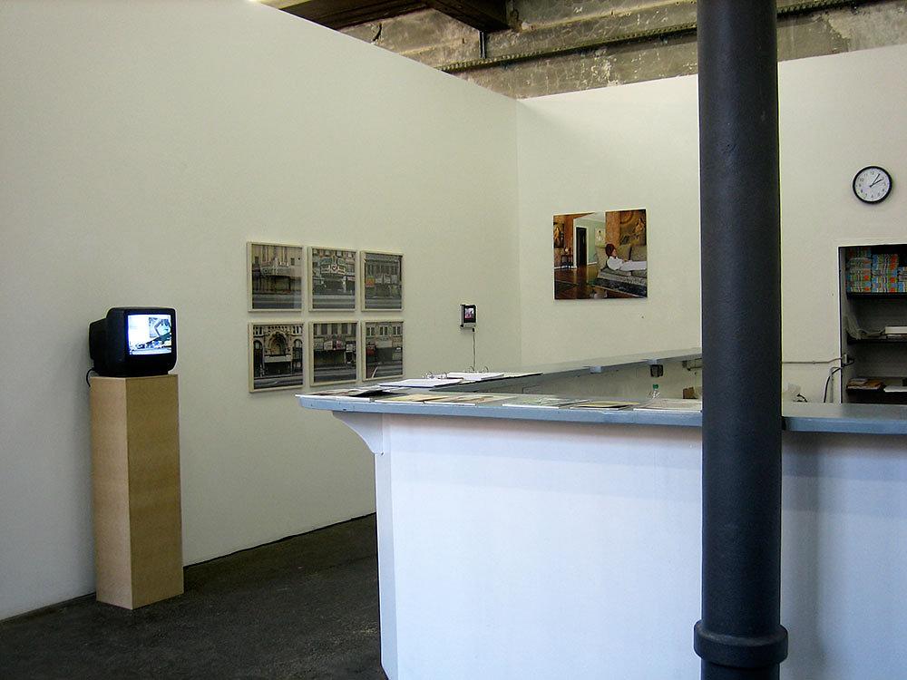 2007, Pierogi Gallery, Leipzig