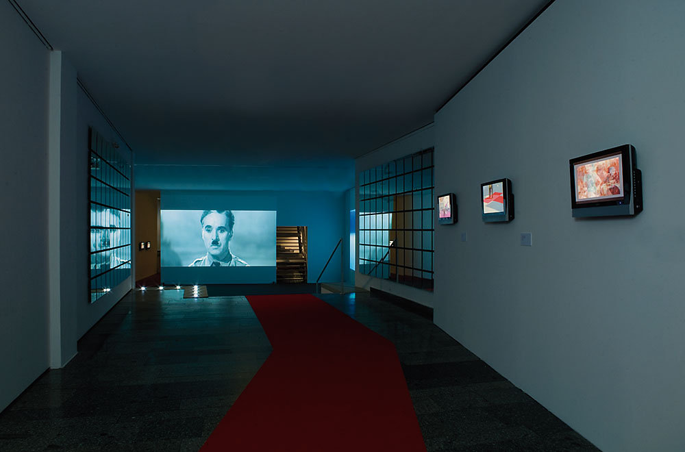 2008, Group Show, Kunsthaus Erfurt